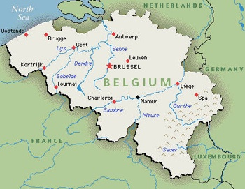 .BE domain names are cTLDs of Belgium