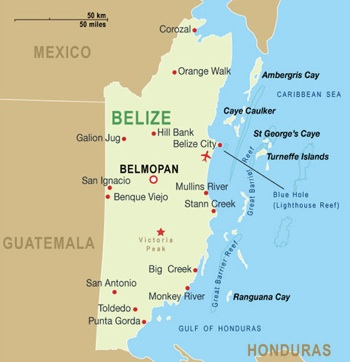 .BZ domain names are ccTLDs of Belize