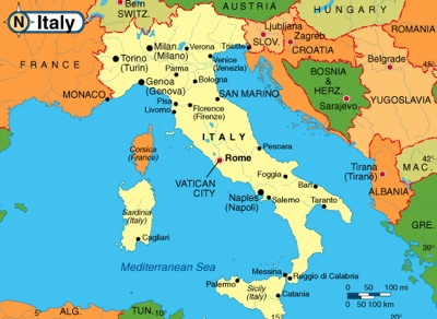 .IT Domain Names are ccTLDs of Italy
